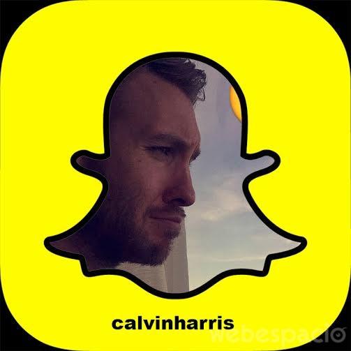 calvin-harris-snapchat