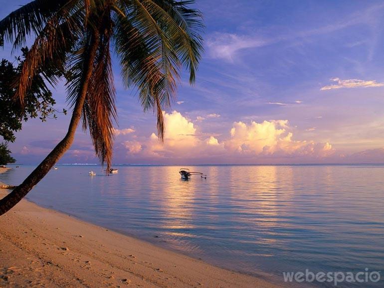 matira beach polinesia francesa