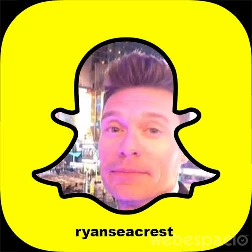 ryan-seacrest-snapchat