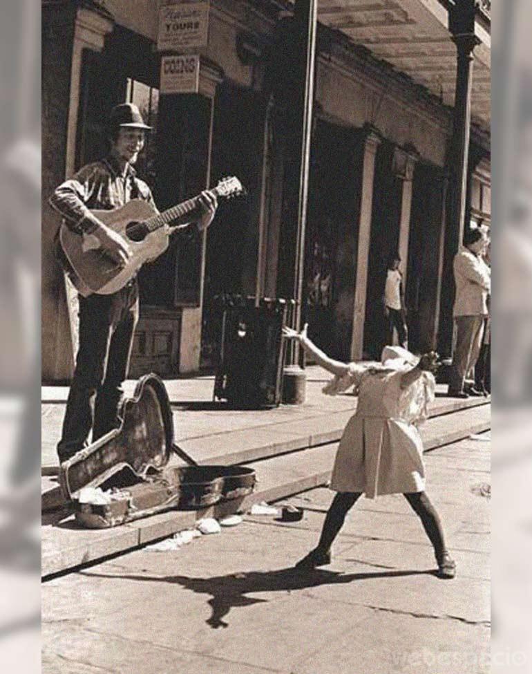 sentir la musica fotografia