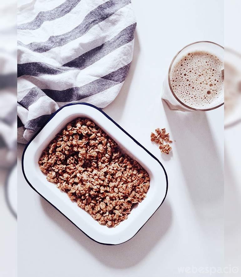 granola alimento adictivo