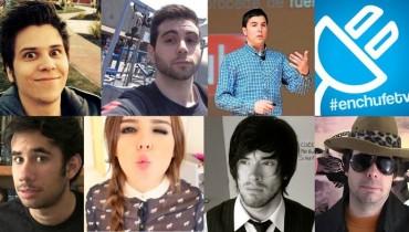 Youtubers famosos