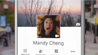 grabar video perfil