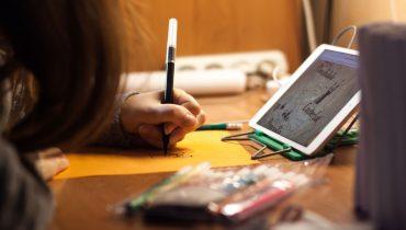 Adaptar tablet para niños