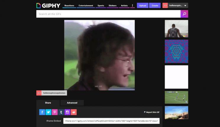 crear gif con video