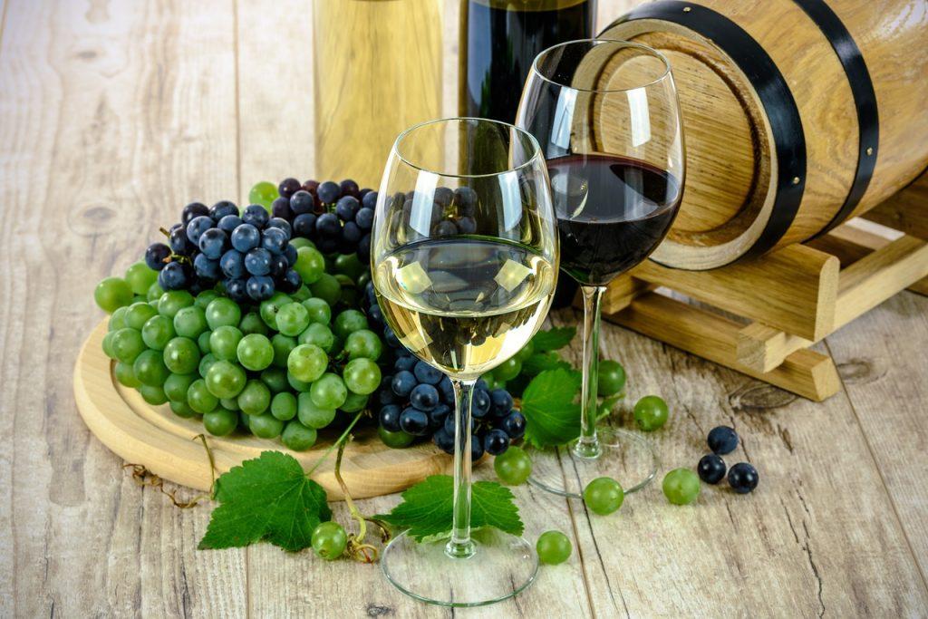 elegir vino para cena romántica
