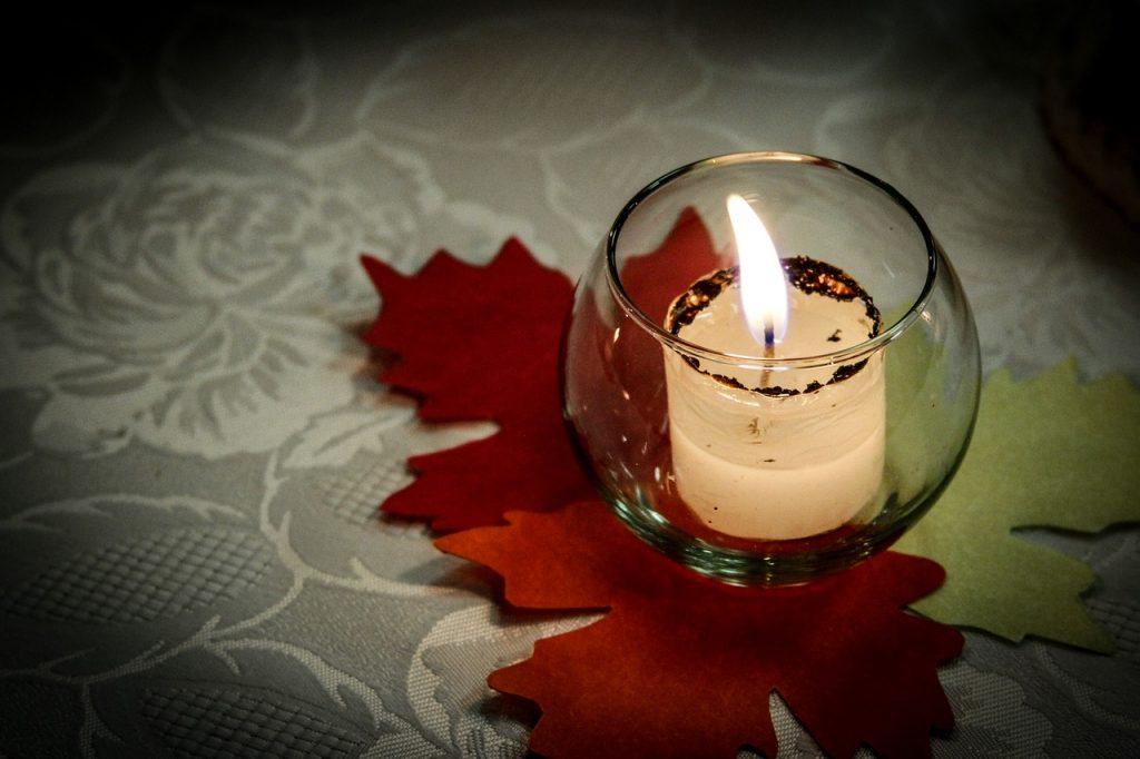 velas románticas