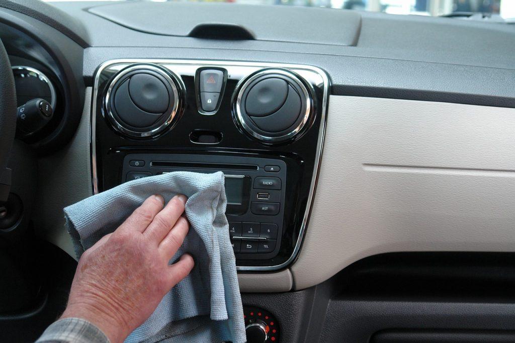limpiar autos